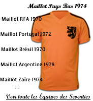maillot football retro vintage