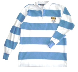 Maillot Rugby Argentine 1987
