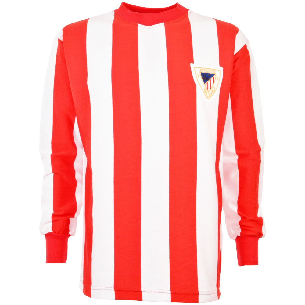 Maillot Athletic Bilbao 1960's