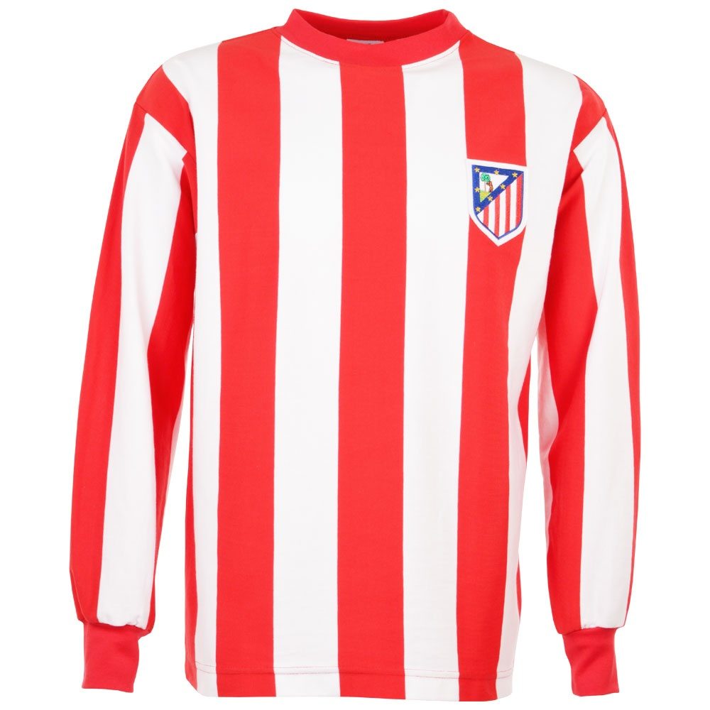 Maillot Atletico Madrid 1960's
