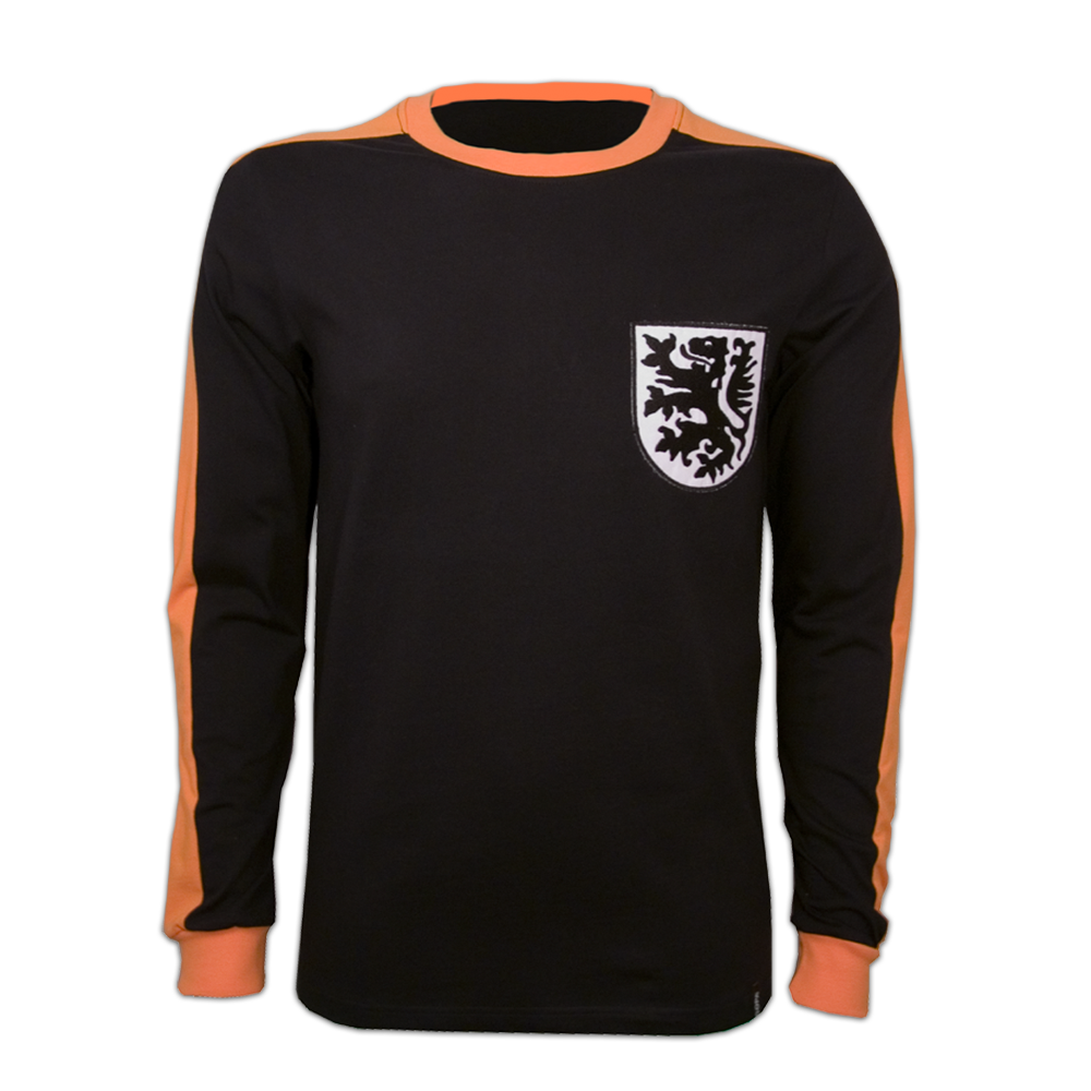 Maillot Gardien Pays Bas 1970