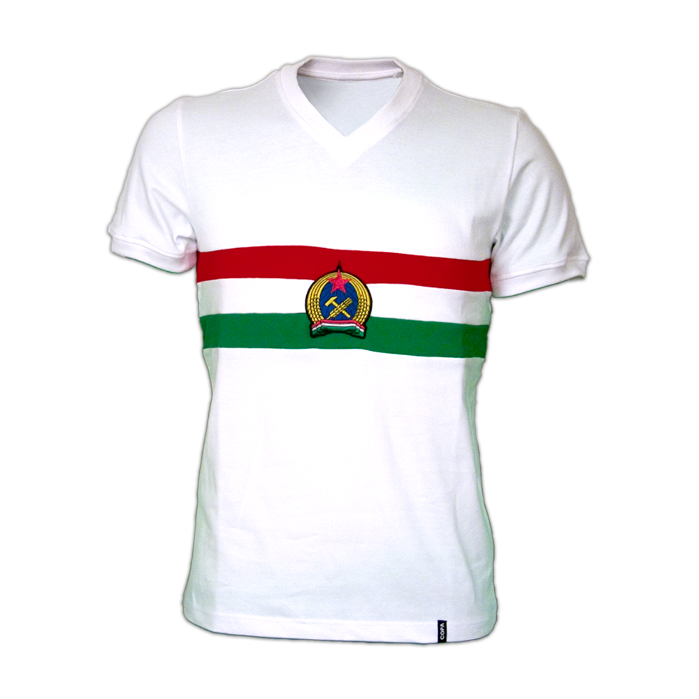 Maillot Hongrie 1954 blanc