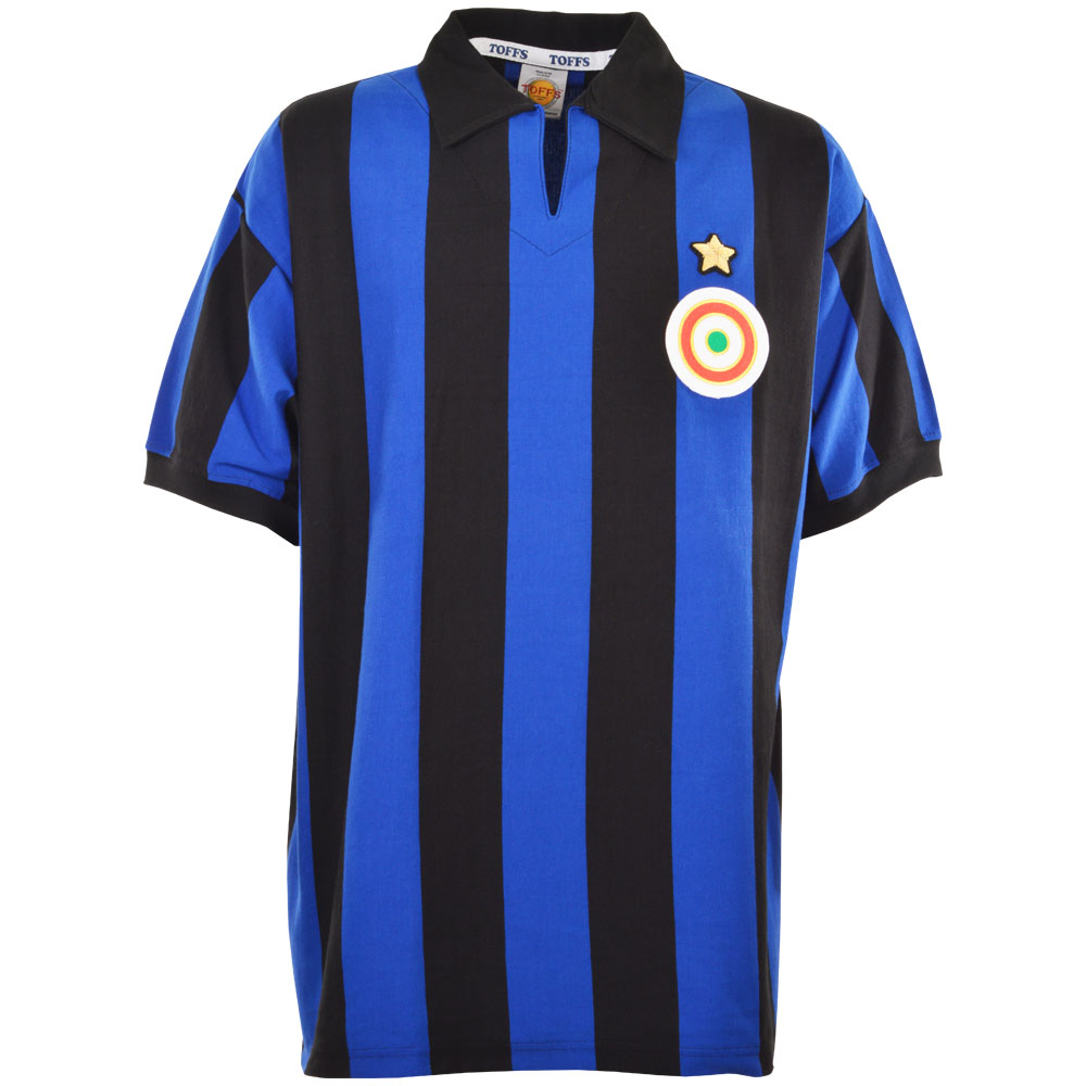 sport vintage maillot inter milan vintage 1970. Black Bedroom Furniture Sets. Home Design Ideas