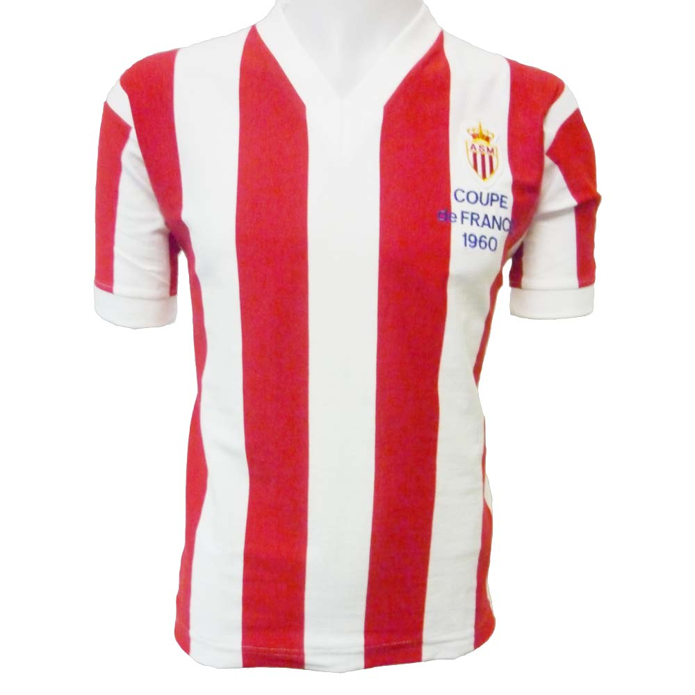 tenue de foot AS Monaco de foot