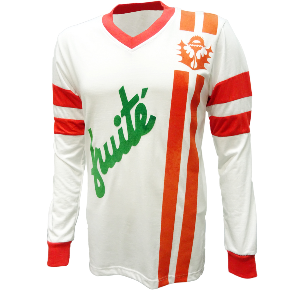 Maillot AS Nancy 1979 Fruite