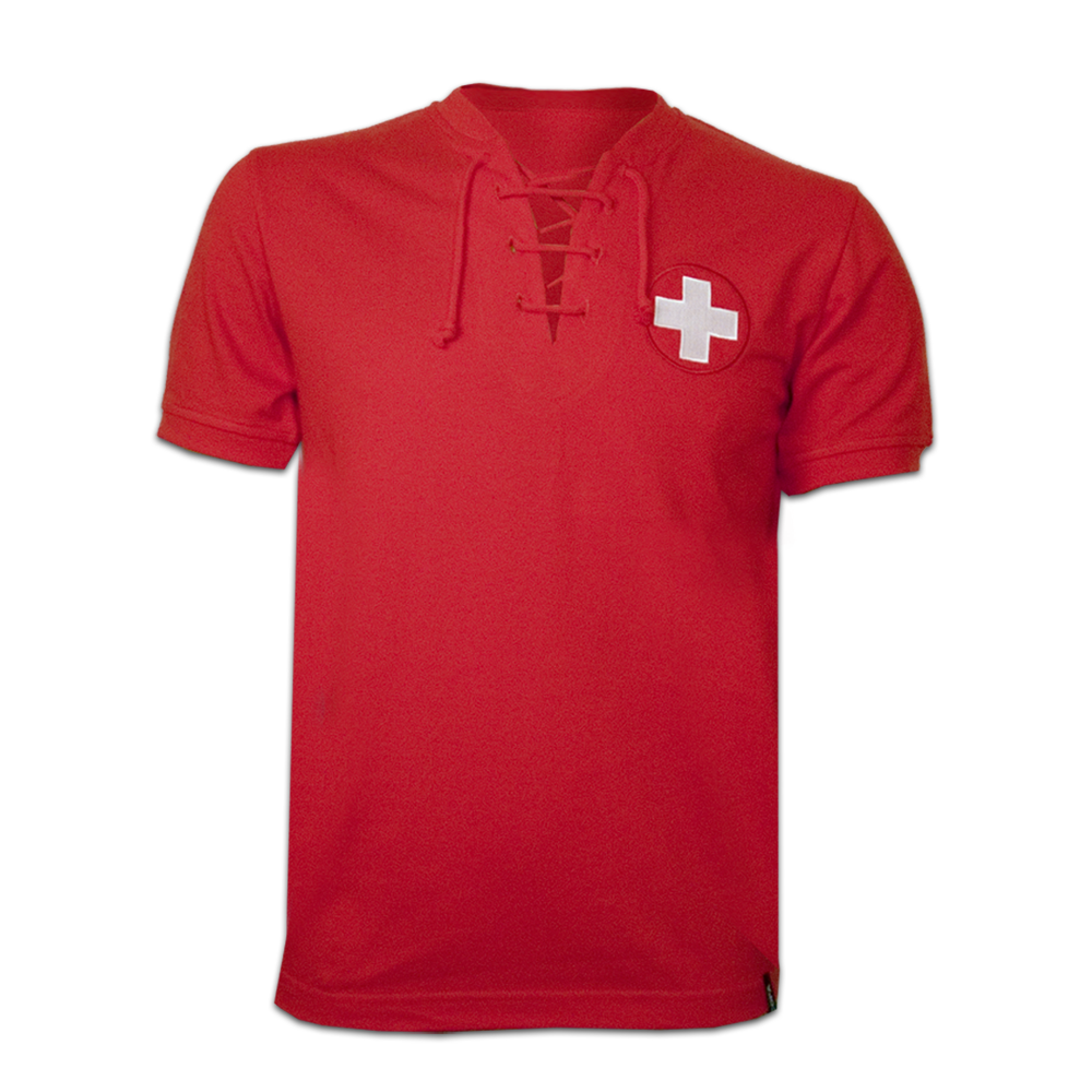 Maillot Suisse 1954