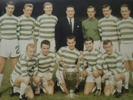 Maillot Celtic Glasgow 1967