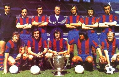 Maillo Barcelone 1970 Junior