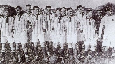 Maillot France 1910