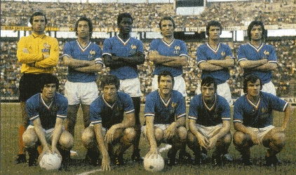 Maillot France 1970