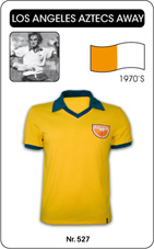 Maillot Los Angeles Aztecs 1970's