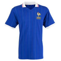 Maillot France 1982