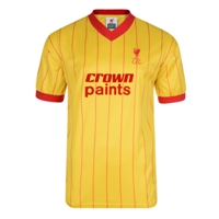 Maillot Liverpool 1983
