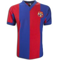 Maillot Barcelone 1970