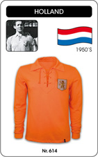 Maillot Pays Bas 1950's