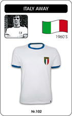 Maillot Italie 1960's