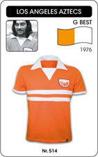 Maillot Los Angeles Aztecs 1976