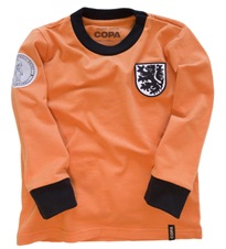 Maillot Pays Bas Bebe vintage