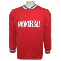Maillot PSG 1972 Montreal