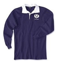 Maillot Rugby Ecosse 1990