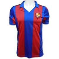 Maillot FC Barcelone 1982