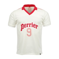 Maillot A.S. Nancy Lorraine Platini  1978