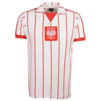 Maillot Pologne 1982 1984